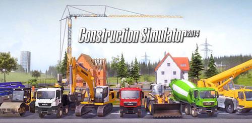 Construction Simulator 2014 v1.11 + data