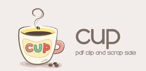 Cup – PDF Clip and Scrap v1.4.0.1