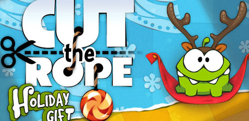 Cut the Rope Holiday Gift v1.6.1