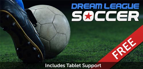 Dream League Soccer v2.0.7 + data