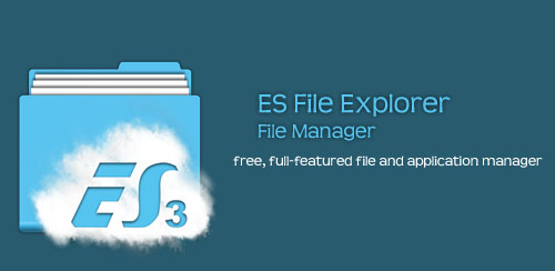 ES File Explorer File Manager v3.0.8.0
