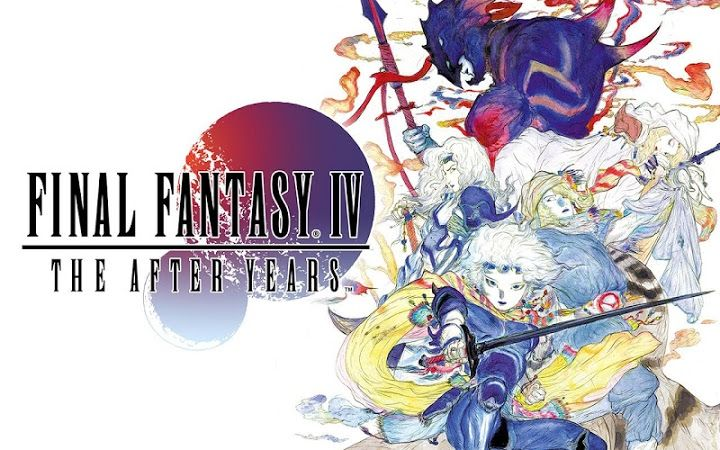 FINAL FANTASY IV: AFTER YEARS v1.0.6 + data