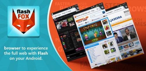 FlashFox – Flash Browser 25