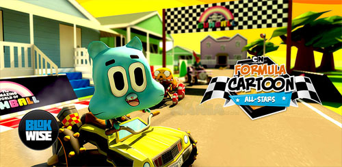 FORMULA CARTOON ALL-STARS v1.9.2
