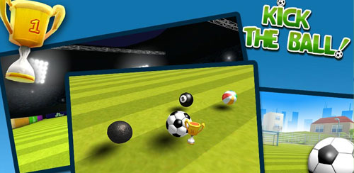 Kick The Ball! PREMIUM v8.1