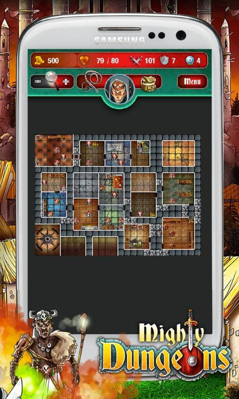 Mighty Dungeons v1.7.0