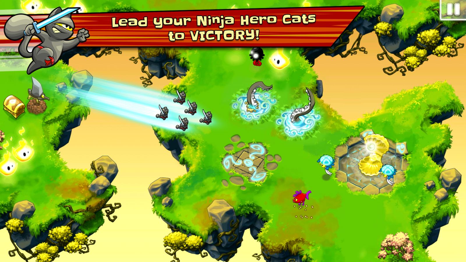 Ninja Hero Cats Premium v1.3.0