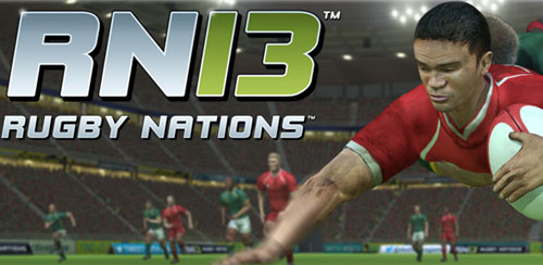 Rugby Nations 13 v1.0.0 + data