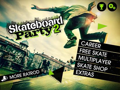 Skateboard Party 2 v1.0 + data