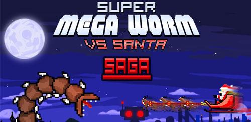 Super Mega Worm Vs Santa Saga v1.1.2