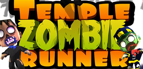 Temple Zombie Runner : 3D Game v1.6