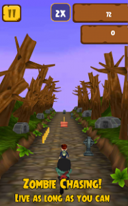 Temple Zombie Runner 3D Game2