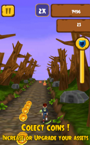 Temple Zombie Runner 3D Game4