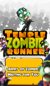 Temple Zombie Runner 3D Game5