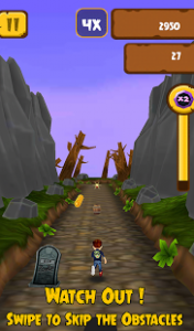 Temple Zombie Runner 3D Game6