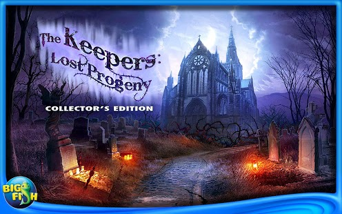 The Keepers: Lost Progeny CE v1.0.0 + data