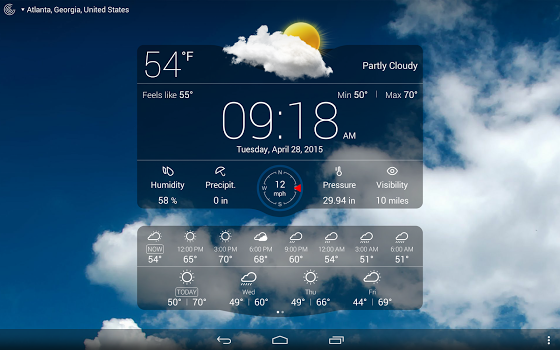 Weather Live v5.0