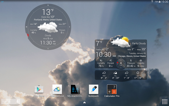 Weather Live v6.6 build 156