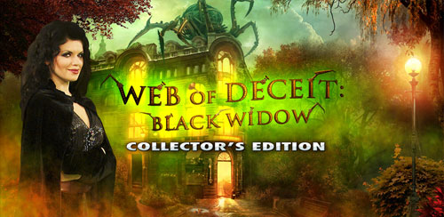 Web of Deceit: Black Widow CE v1.0.0 + data