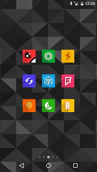Easy Square Icon Pack v2.5.4