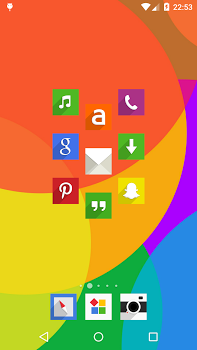 Easy Square Icon Pack v2.5.4