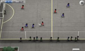 تصویر محیط Stickman Soccer – Classic v3.4
