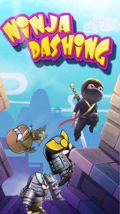 تصویر محیط Ninja Dashing v1.2.1