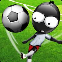 بازی بازی فوتبال استیکمن آیکون
