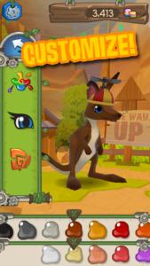تصویر محیط AJ Jump- Animal Jam Kangaroos! v1.36