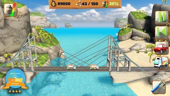 Bridge Constructor Playground v2.0