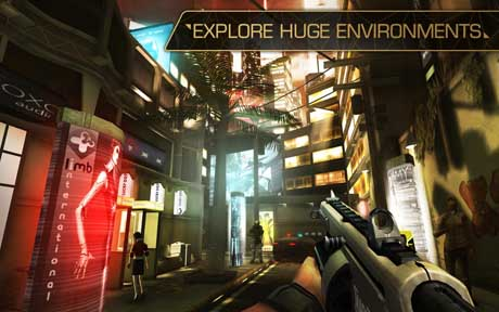 Deus Ex: The Fall v0.0.19 + data