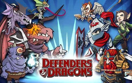 DEFENDERS & DRAGONS v1.0.2 + data