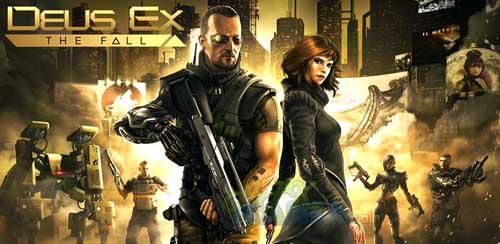 Deus Ex: The Fall v0.0.19 + data