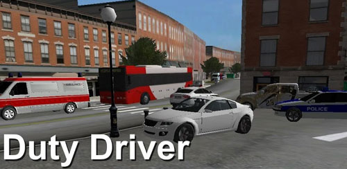 Duty Driver Bus FULL – v1.0