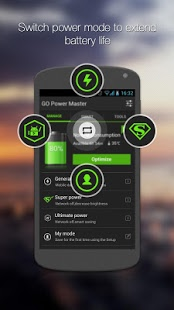 GO Battery Saver &Power Widget v5.3.6.1