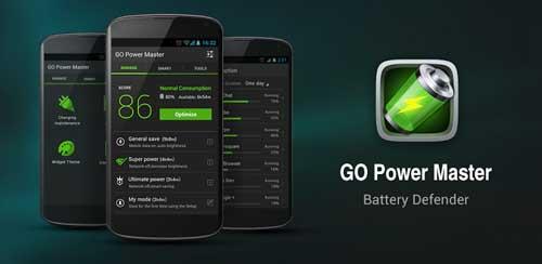 GO Battery Saver &Power Widget v5.3.6.1