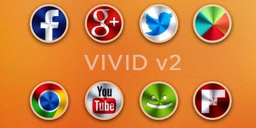 Icon Pack – VIVID v2 v2.2.7
