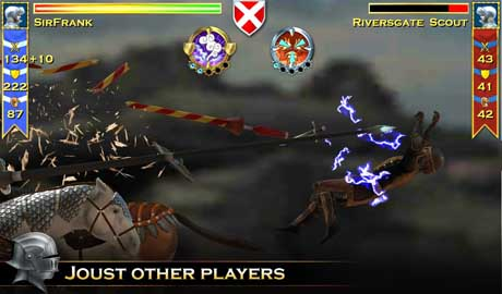 Knight Storm v1.5.4 + data