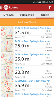 Map My Ride+ GPS Cycling v16.12.1