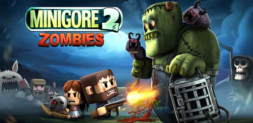 دانلود بازی Minigore 2: Zombies v1.8 برای اندروید