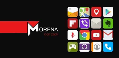 Morena (apex, nova, adw icons) v1.1.1