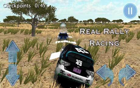 Rally Race 3D : Africa 4×4 v1.0 Full