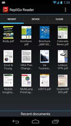 RepliGo PDF Reader v4.2.9