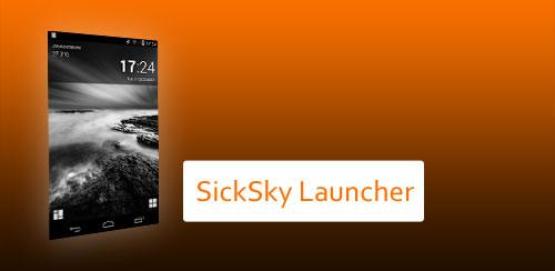 SickSky Launcher 0.2.8
