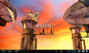 Steampunk Travel Pro 3D LWP369