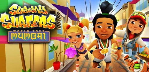 Subway Surfers v1.17.0 Mumbai