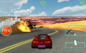 Supercar Shoote Death Race1