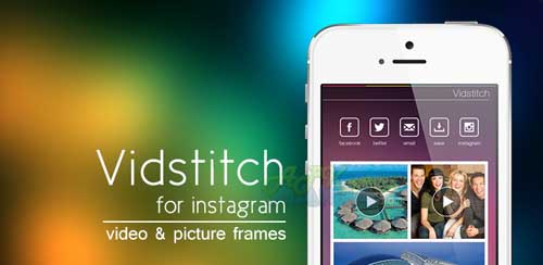 Vidstitch Pro – Video Collage v1.2