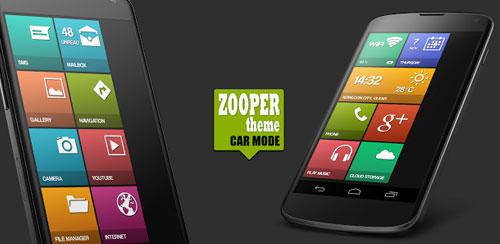 CRISTAL – Zooper Skin Theme v1.2