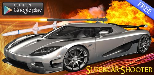 Supercar Shooter : Death Race v3.201